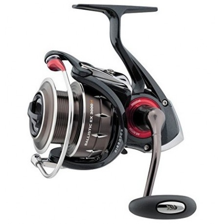 Mulinello Daiwa Ballistic High Speed