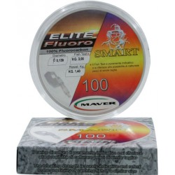 MONOFILO MAVER FLUOROCARBON ELITE 100 MT