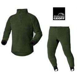 Geoff Set Polartec 200 Classic Pants+Top