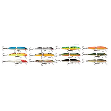 ARTIFICIALI RAPALA JOINTED