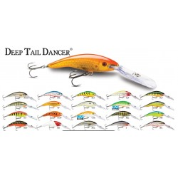 ARTIFICIALI RAPALA DEEP TAIL DANCER
