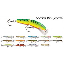 Artificiali Rapala Scatter Rap Jointed