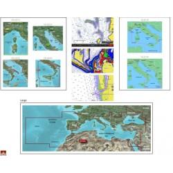 Cartografia Garmin BLUECHART G2 HD Vision (MICRO SD/SD)