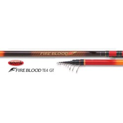 CANNA SHIMANO FIRE BLOOD TE4 GT NEW 2014
